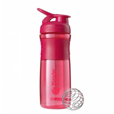 Športová fľaša Blender Bottle SportMixer Grip Pink 820 ml