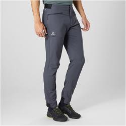 Turistické nohavice SALOMON Outspeed Pant M Graphite