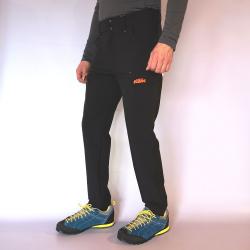 Športové nohavice KTM Factory Team Work Pant Black