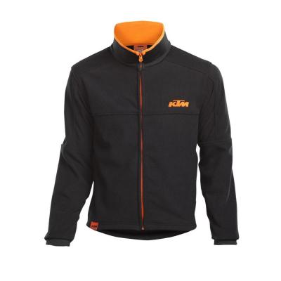 Bunda KTM Factory Team Work Jacket Black/Orange