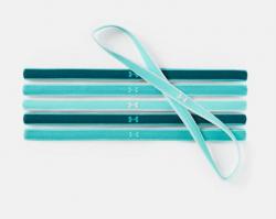Dámske čelenky UNDER ARMOUR Mini Headbands (6pk)