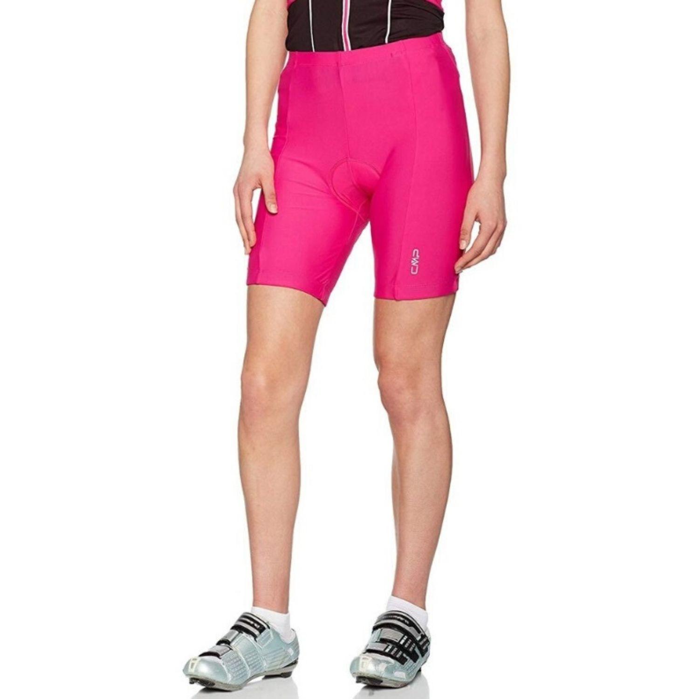 Dámske cyklistické nohavice CAMPAGNOLO Women Bike Short Pink Ružová S