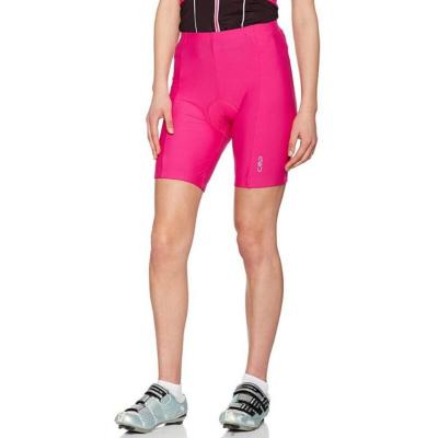 Dámske cyklistické nohavice CAMPAGNOLO Women Bike Short Pink