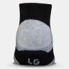 UNDER ARMOUR HeatGear® Tech Noshow 3-Pack Black