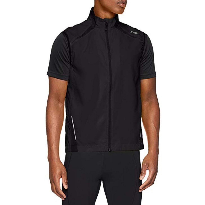 Vesta CAMPAGNOLO Man Vest Black Čierna XL