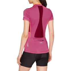 Dámske cyklistické tričko CAMPAGNOLO Woman Bike Pink