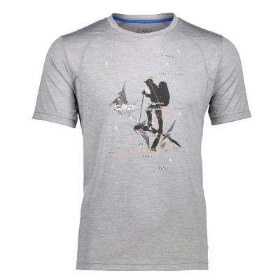 CAMPAGNOLO Man T-Shirt Grey