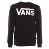 VANS MN Classic Crew Black/White