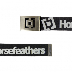 Opasok HORSEFEATHERS Icon reflective black