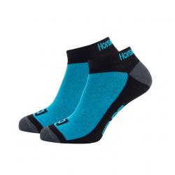Ponožky HORSEFEATHERS Dom blue
