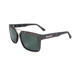 Slnečné okuliare HORSEFEATHERS Cartel brushed havana/green