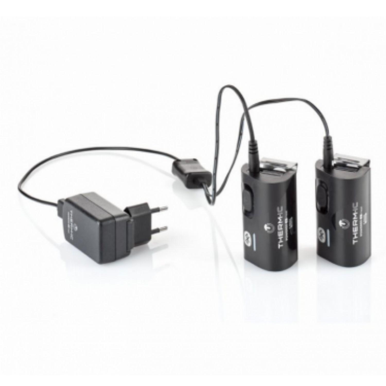 Vyhrievané vložky THERM-IC ThermicSole Heat 3D s batériami C-Pack 1300 Multi-Color Viacfarebné XXL