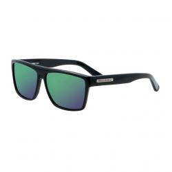 Slnečné okuliare HORSEFEATHERS Elliott gloss black/mirror green