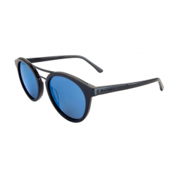 Slnečné okuliare HORSEFEATHERS Nomad gloss black/mirror blue