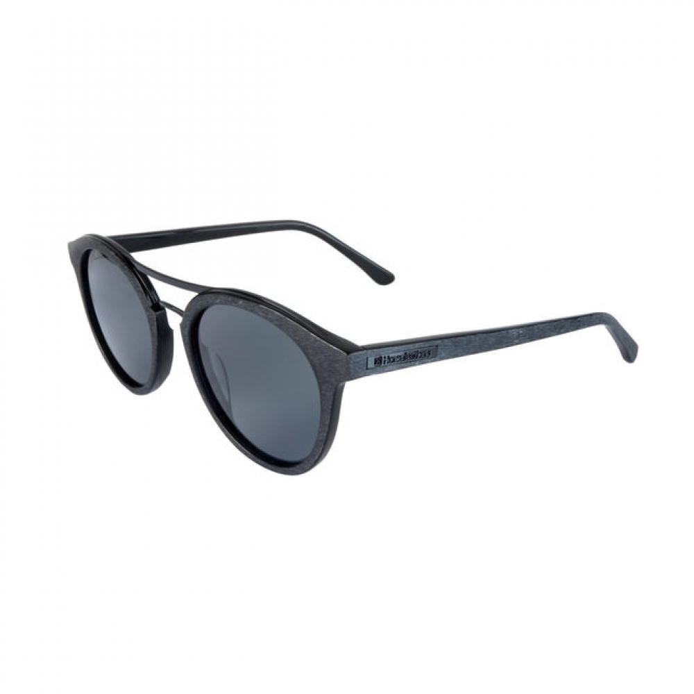 Slnečné okuliare HORSEFEATHERS Nomad brushed black gray 2198b50afde