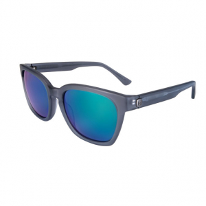 Slnečné okuliare HORSEFEATHERS Chester matt gray/mirror green