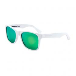 Slnečné okuliare HORSEFEATHERS Foster white/mirror green