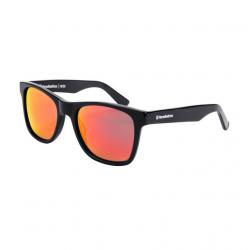 Slnečné okuliare HORSEFEATHERS Foster gloss black/mirror red