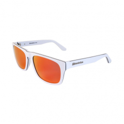 Slnečné okuliare HORSEFEATHERS Keaton white mirror red 4b215301cbc