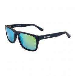 Slnečné okuliare HORSEFEATHERS Keaton matt black/mirror green