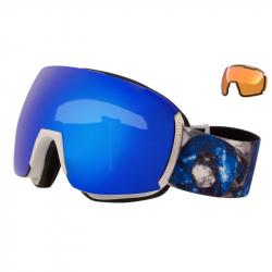 Lyžiarske okuliare OUT OF Earth Plastic Electra Blue MCI - 18/19