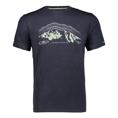CAMPAGNOLO Man T-Shirt Anthracite