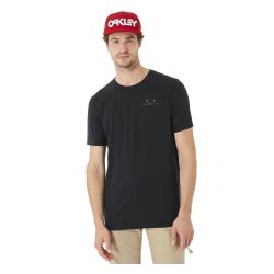 Pánske tričko OAKLEY 50-Bark Repeat Black