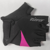 Cyklistické rukavice ZIENER Chrisa Black / Pink