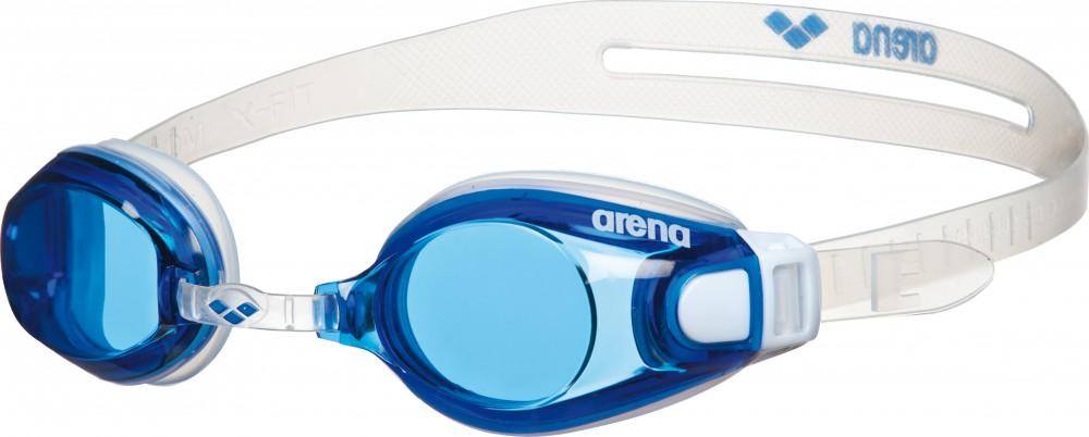 Plavecké okuliare ARENA Zoom X-Fit Black / Blue Modrá UNI