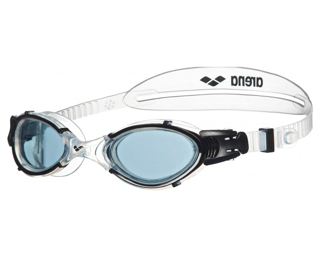 Plavecké okuliare ARENA Nimesis Crystal Black / White Čierno-biela UNI