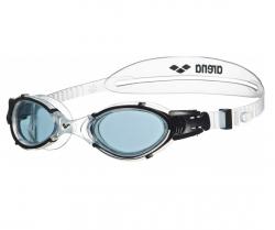 Plavecké okuliare ARENA Nimesis Crystal Black / White