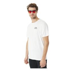Pánske tričko OAKLEY 50-Bark Repeat White