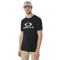 Pánske tričko OAKLEY 50 Bark Ellipse Black