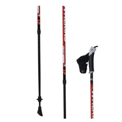 Nordic walking palice HIGH COLORADO Walking 2600 Black / Red