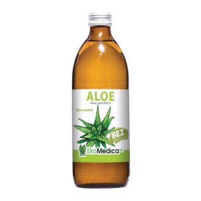 EkoMedica Aloe 99,8% šťava 500 ml