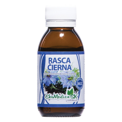 EkoMedica RASCA ČIERNA 100% olej