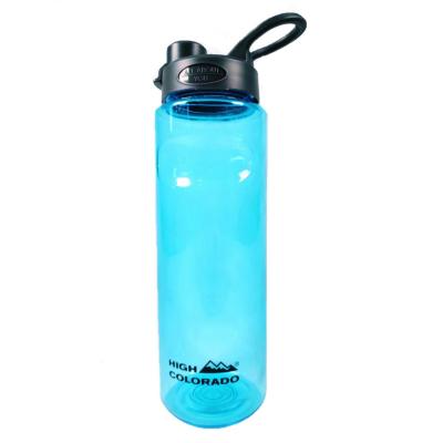 Športová fľaša HIGH COLORADO Tritan Blue 750 ml