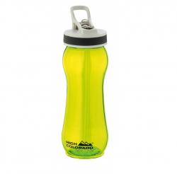 Športová fľaša HIGH COLORADO Tritan Green 600 ml