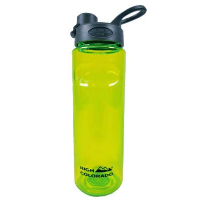 Športová fľaša HIGH COLORADO Tritan Green 750 ml