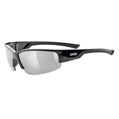UVEX Sportstyle 215 Black / Silver