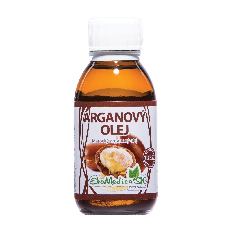 EkoMedica 100% Arganový olej 100 ml