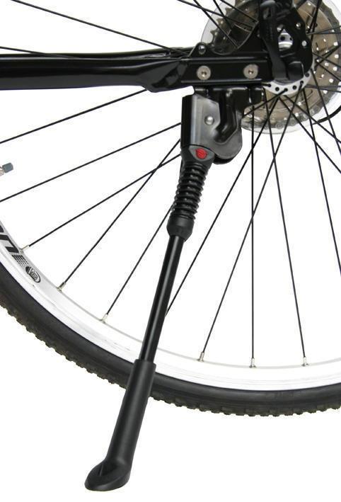Stojan na bicykel HIGH COLORADO BY-A23AD Black Čierna