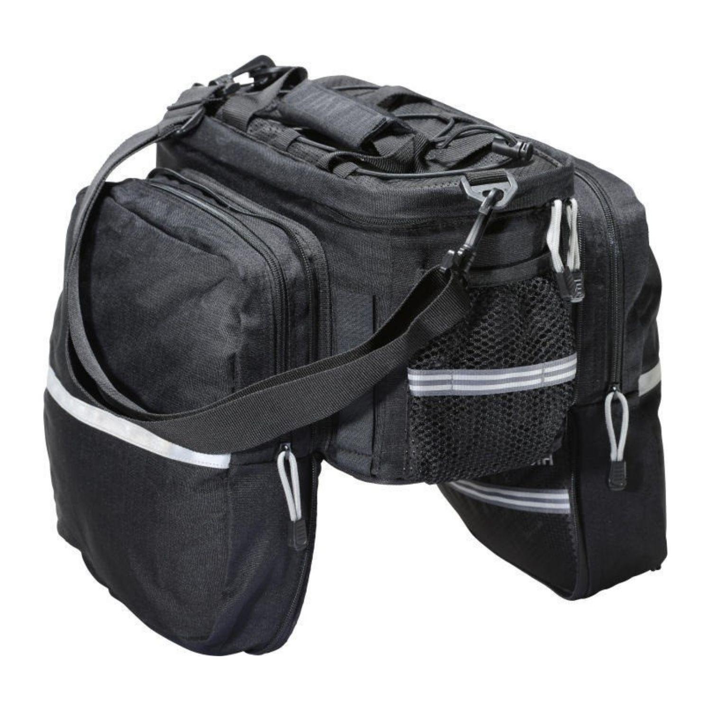 Taška na nosič HIGH COLORADO Pure Black Čierna