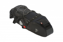 Taška pod sedlo HIGH COLORADO Touring Saddle Black