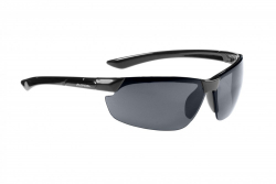 Cyklistické okuliare ALPINA Draff Black