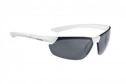 Cyklistické okuliare ALPINA Draff White / Black