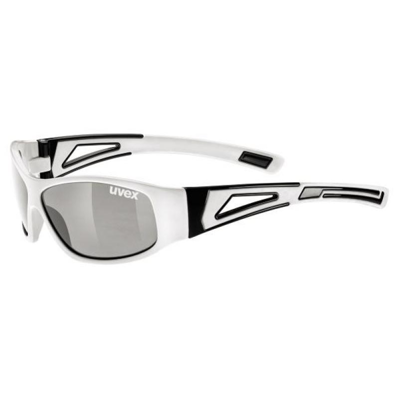 703977dbf2f4 Športové okuliare UVEX Sportstyle 509 JR White Biela