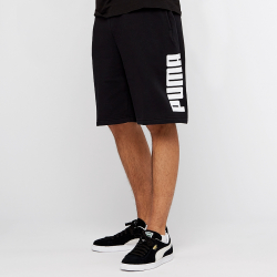 Šortky PUMA Rebel Sweat Black