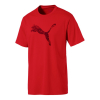 PUMA Essential Cat Tee Red