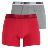 PUMA Boxr 2-pack Red/Grey